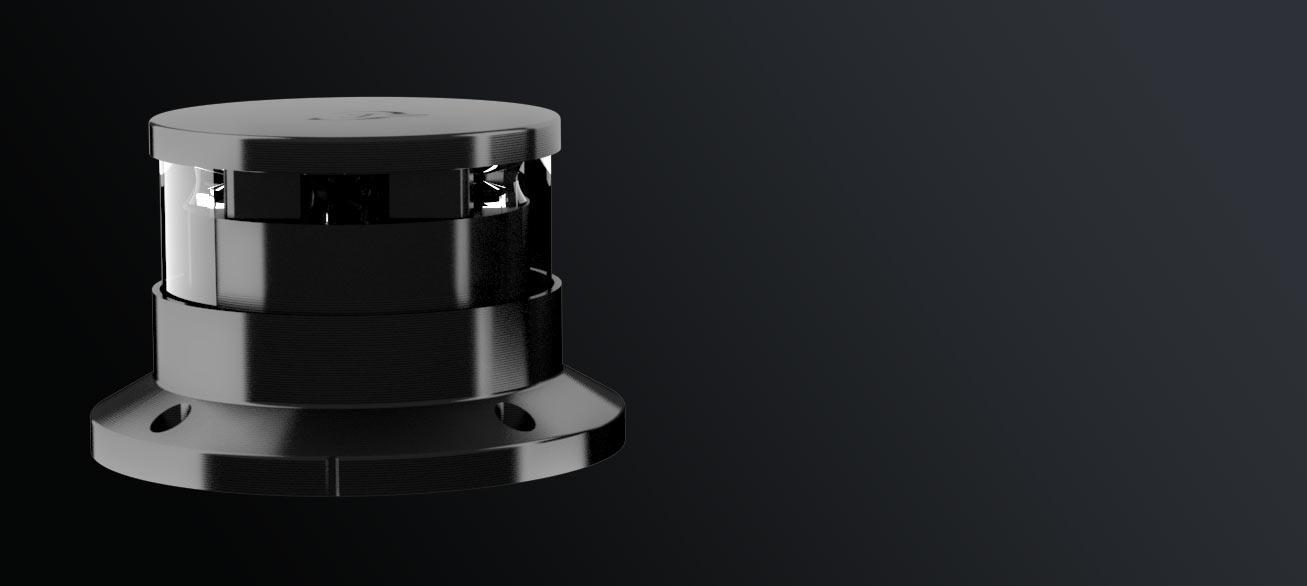 led navigation lights single deck