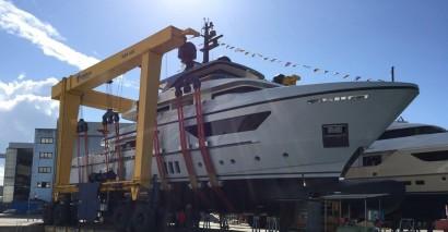 Sanlorenzo Motor Yacht